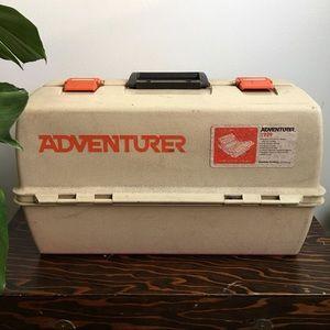 Vintage | Adventurer Flambeau 1999 Tackle Box